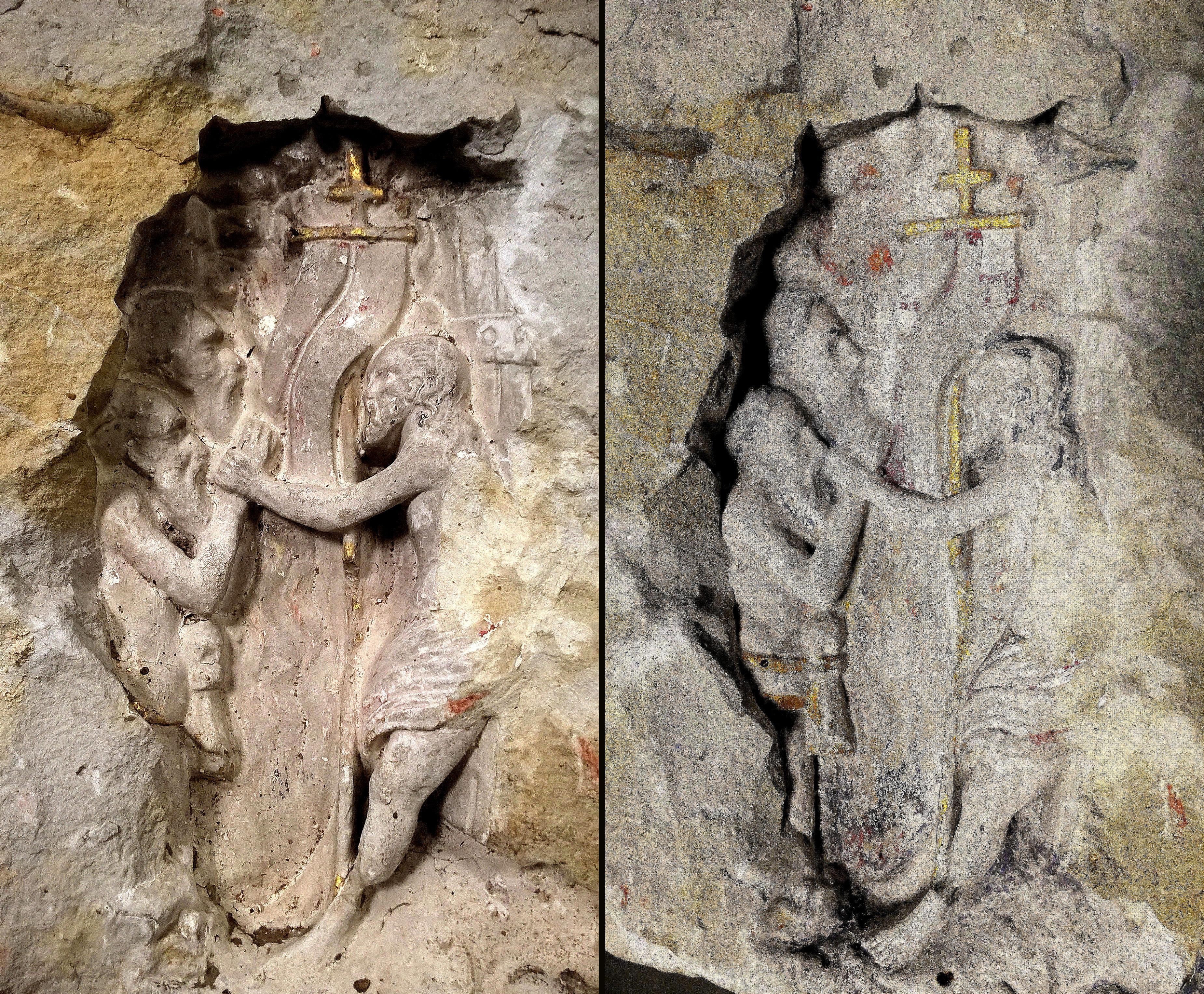 4.Pł.duża fr.przed i po oczyszczeniu zabezpieczeniu
